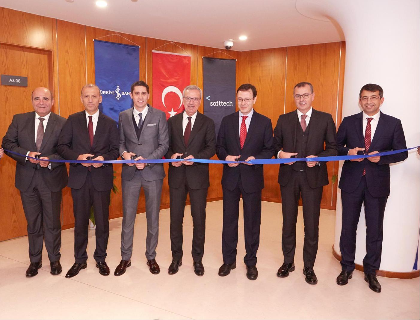 Softtech Çin Ofisi Açıldı!